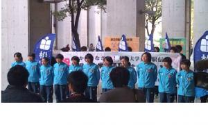 全日本大学女子駅伝対抗選手権大会報告会の様子